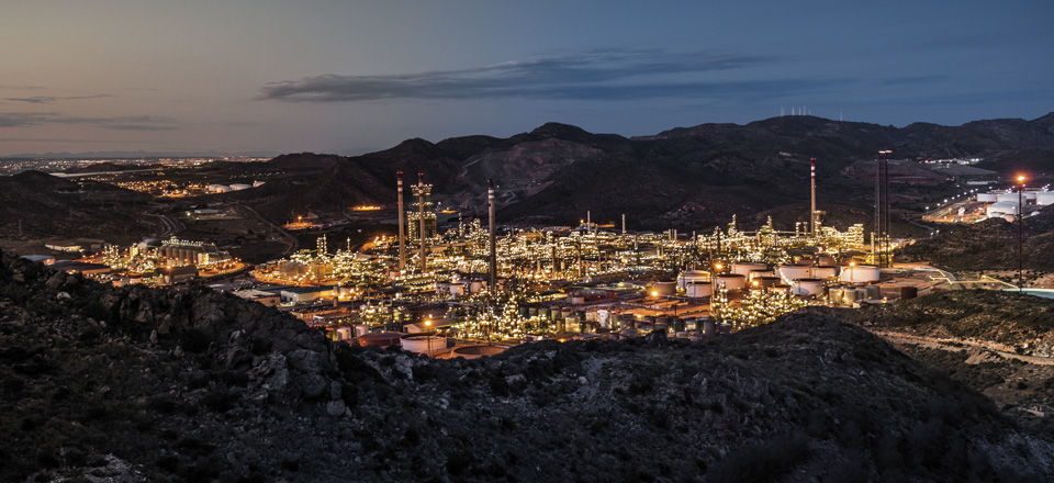 Oil Refineries and Industrial Complexes in Spain | Repsol