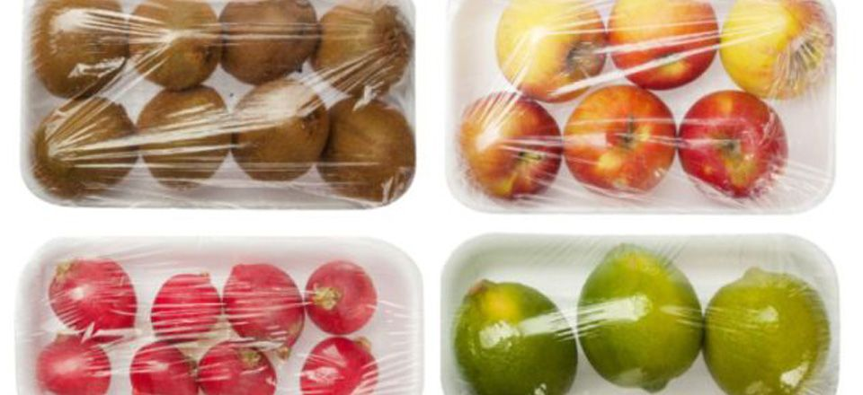 Wax emulsions for active food packaging