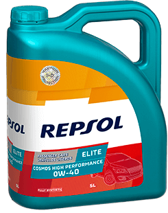 Repsol Elite range: Keep your car in top condition for