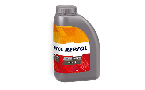 Repsol Tools 2T lubricant bottle