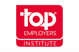 Logo Top Employers España