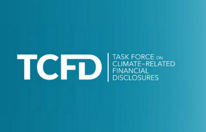 Logo Task Force on Climate-related Financial Disclosures (TCFD)