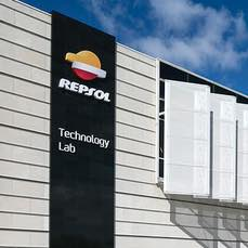 Fachada Repsol Technology Lab